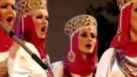 在荒凉的外贝加尔草原-皮亚特尼茨基合唱团 演唱