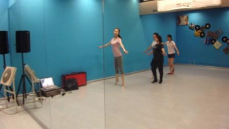 上海卢湾区黄浦区舞蹈培训明翼舞蹈会所淮海店10.31女子形体芭蕾(承接各类年会演出)
