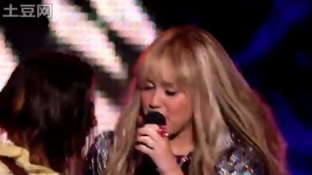 《Let~s Get Crazy》HanNah,Montana  Miley Cyrus 演唱会现场