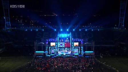 【东方神起】081026KBS1HD韩中歌谣节北京首尔