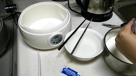 自制酸牛奶,味道不错!酸牛奶做法,在家做酸奶