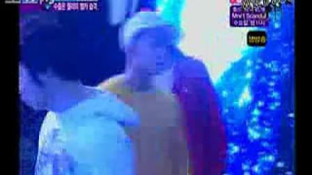 [野生动物园出品]090504 Mnet Wide News 2AM2PM 特别舞台彩排MCD
