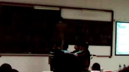 南开大学朱鲁子先生献身表演