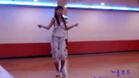 tell me舞蹈教学