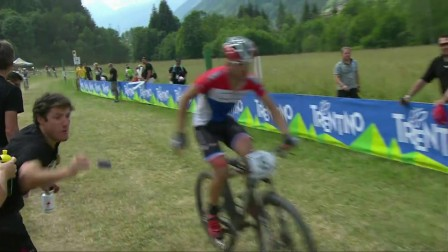 XCO Men highlights from Val di Sole