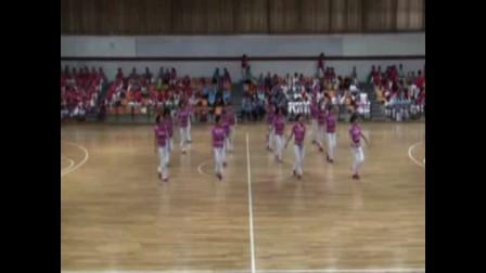 上海师大老年大学健身舞(10秋)《健步舞》20110613汇演
