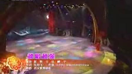 春晚节目-张韶涵《隐形的翅膀》+容祖儿《越唱越强》
