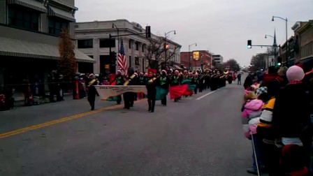 thanksgiving parade 2011