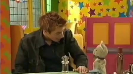 Arthur Darvill (Doctor Who) in Sooty