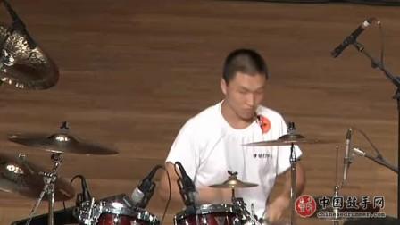 中国鼓手联合会 全国鼓手大赛  成人组 安健 内蒙赛区 视频合作 优酷网