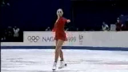 花样滑冰陈露98年