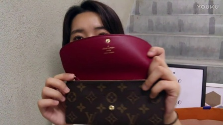 LOUIS VUITTON Speedy包+2款LV钱包开箱|IAMNINACN