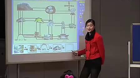 《游公园》幼儿园大班科学第五届中小学交互式电子白板学科教学大赛专辑