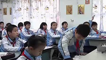 小学六年级语文优质课视频下册《鹬蚌相争》北师大版_赵老师