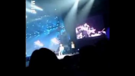 【VCR  FANCAM】2009.07.20 SJⅡ《SHINING STAR》 庚希坐大腿