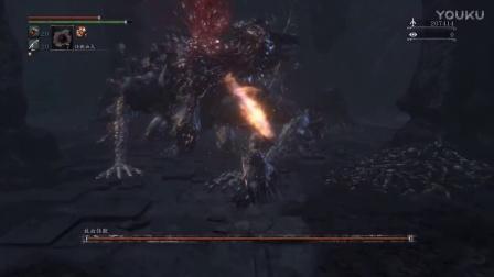 PS4 血源 诅咒迷宫 满血宝石打无头
