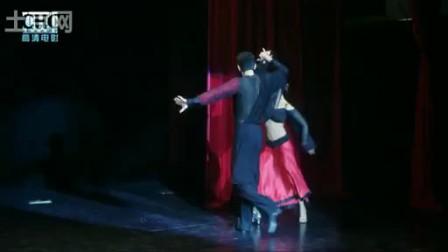 《斗爱》中-钟汉良的斗牛舞蹈