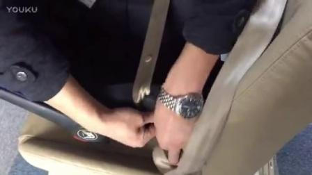 金童百岁T900婴儿推车安全提篮安装视频