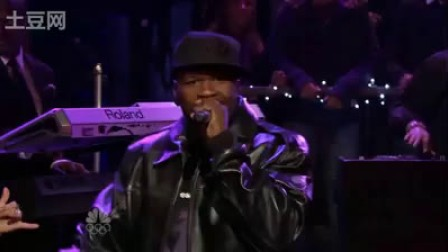 【猴姆独家】嘻哈天王50 Cent最新深夜脱口秀现场大唱新单!