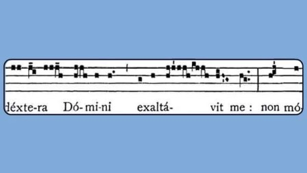 Dextera Domini (Holy Thursday, Offertory, Female Voices)