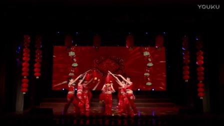 开发区艺术中心舞蹈红灯笼