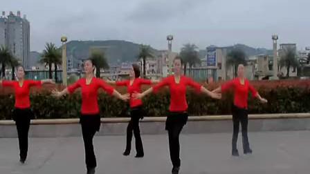 吉美广场舞《 原创 》七个隆咚锵
