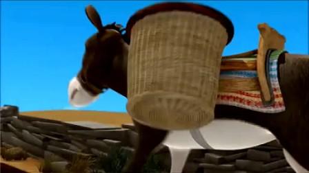 动画短片 倔驴 The Stubborn Donkey CG织梦网http://www.cgdream.com.cn