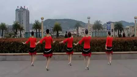 吉美广场舞 幸福爱河