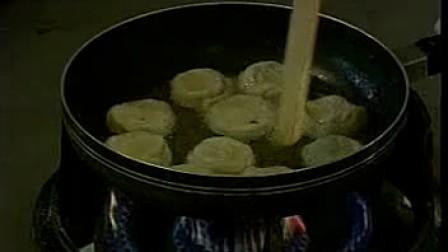 发面葱油饼的做法