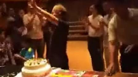 """詠春葉準同學會2002 """"生日會及葉準黐手比賽"""""""