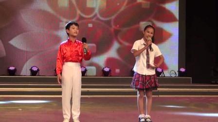 德州木林森声乐培训中心解薇、杨文达演唱《太阳少年》