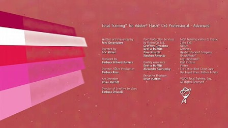 Chapter 8 - FLASH UI COMPONENTS 09. Credits
