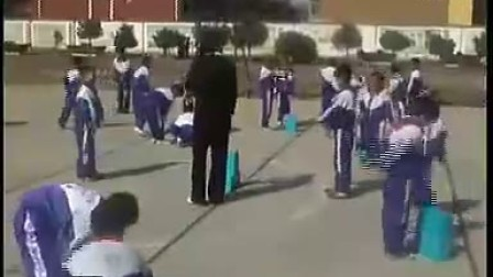 各种方式的跑小学二年級體育優質課观摩視頻專輯