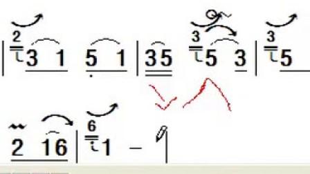 中级第4课A 傣乡情哥葫芦丝 金孔雀与凤尾竹 讲解