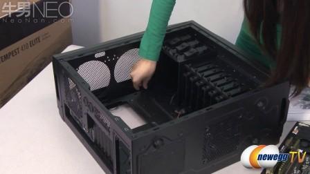 组装高配置游戏机 英特尔酷睿i7,三星830系列固态硬盘