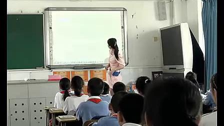 字母表示数北师大版四年级数学北师大版小学四年级数学优质公开课教学观摩视频专辑 2
