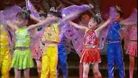 儿童歌曲MTV精选《五彩缤纷》