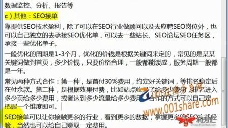 第一季第四十一节:seo顾问团队