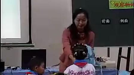 观察物体 二年级数学(小学二年级数学优质课公开课教学视频专辑)(1)