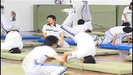 头手倒立(上海市教师全员培训教学展示课视频专辑)