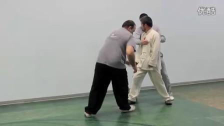 A13.旋转-陈中华太极拳