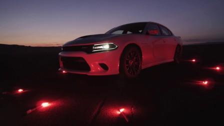 史上最猛的肌肉车 详解道奇Charger SRT Hellcat(中文/超清)
