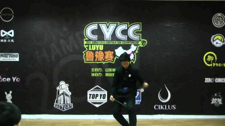 "2017 CYCC Regional 1st place by Pisco OuYang ""Flight"""