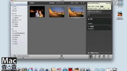 iPhoto 教程 4_7 复制功能 Mac121中文教程[wWW.51GEliWAng.cOM]