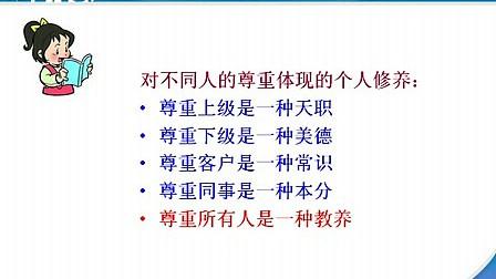 李绘芳:职场礼仪培训
