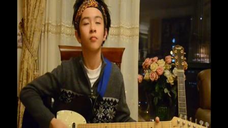 深圳吉他 FD吉他教室法国帅哥玩吉他 Gotta Lotta  Rosa