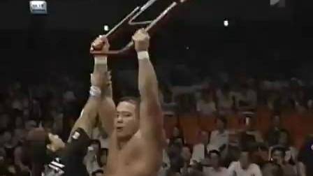2010.08.06 新日本摔角 中西学 vs 矢野通 (G1 CLIMAX Aブロック公式戦)