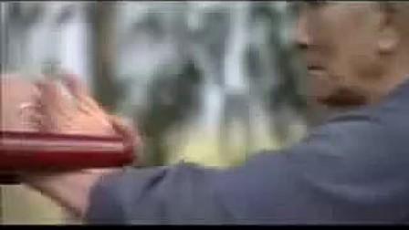 """道通天地""""與""""葉準""""合作拍攝的〔詠春拳套〕宣傳短片 2007年"""