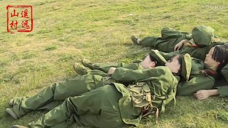 喋血英雌之女兵中弹牺牲(二)
