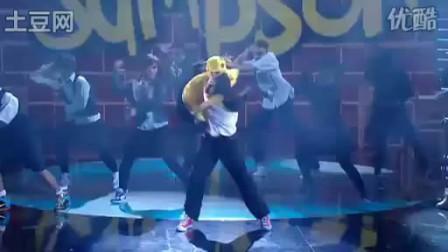 【鱼相随】英国达人秀2街舞冠军George Sampson作为嘉宾演出